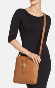 "The ""Plaque"" style is also available in a smaller cross body, a tote and a satchel."
